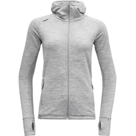 Devold Nibba Jacket Women grey melange
